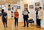 Открытие выставки фотохудожника Евгения Фролова