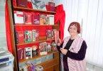 Книжная выставка «100 лет революции»