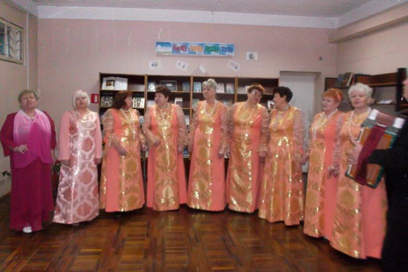 Заседание клуба «Моидрузья»
