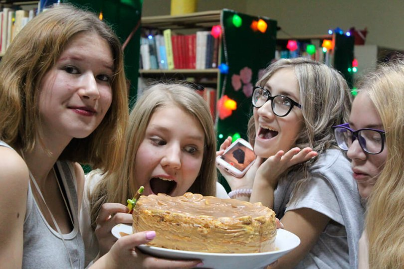 День рождения клуба творческой и талантливой молодежи «Созидание»
