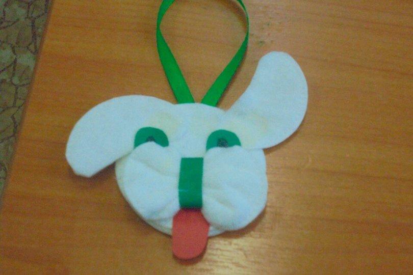 «Подарок для ёлочки»