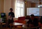 Встреча студентов с председателем Избирательной комиссии г. Белгорода Д. В. Сиротенко