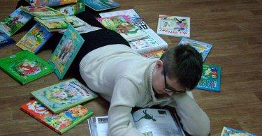 «Фотообнимашки с книгами»