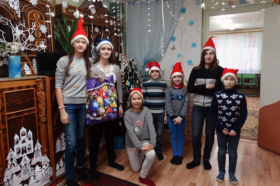 Новогодний квест «Сюрпризы Деда Мороза»