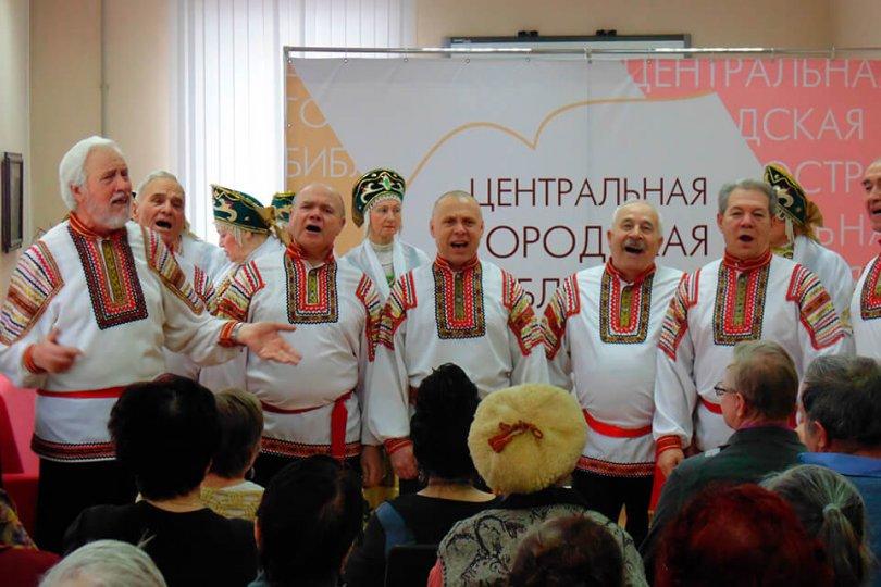 «Русская песня – душа народа»