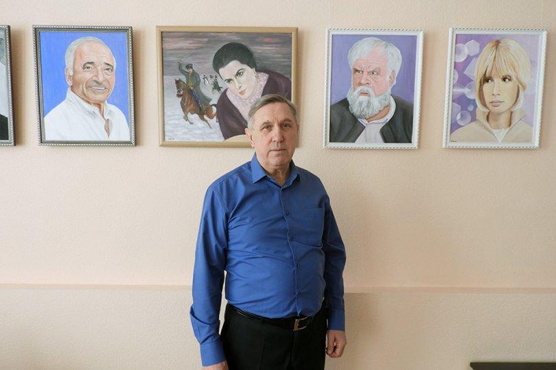 «Эйдосы художника Ермолаева»