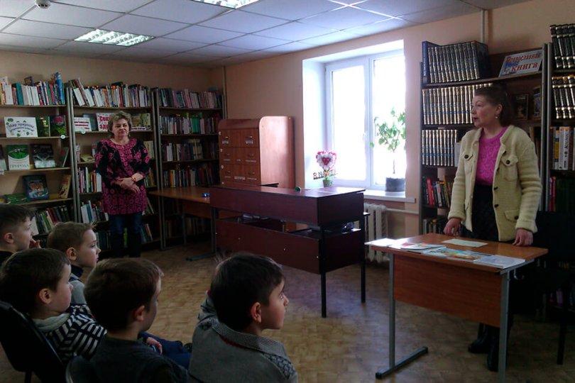 Встреча с Ириной Николаевной Чернявской