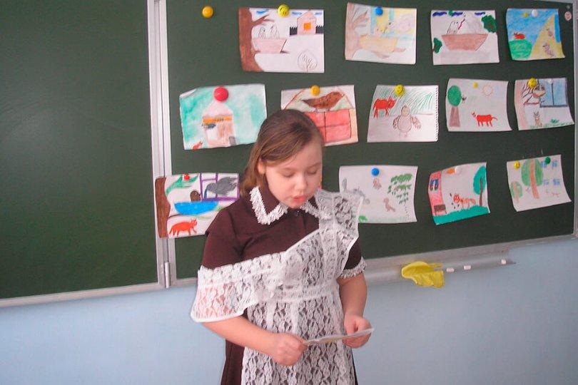 «Новые приключения Воробьишки: продолжи сказку А. М. Горького»