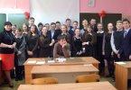 Мастер-класс с писателем М. Третьяковым