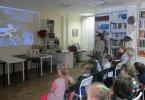 Интерактивная экскурсия «Приключения в Книжном королевстве»