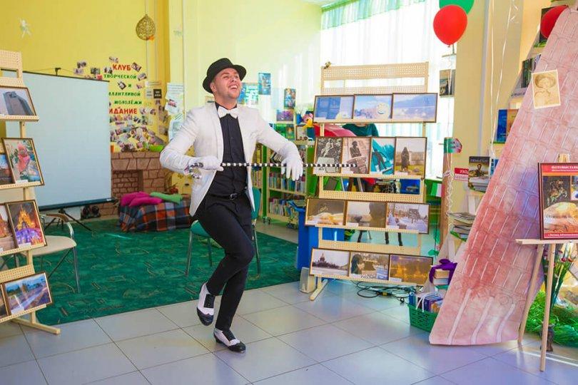Открытие фотовыставки Михаила Почкалова-Семченкова «О, жизнь, опамять!»