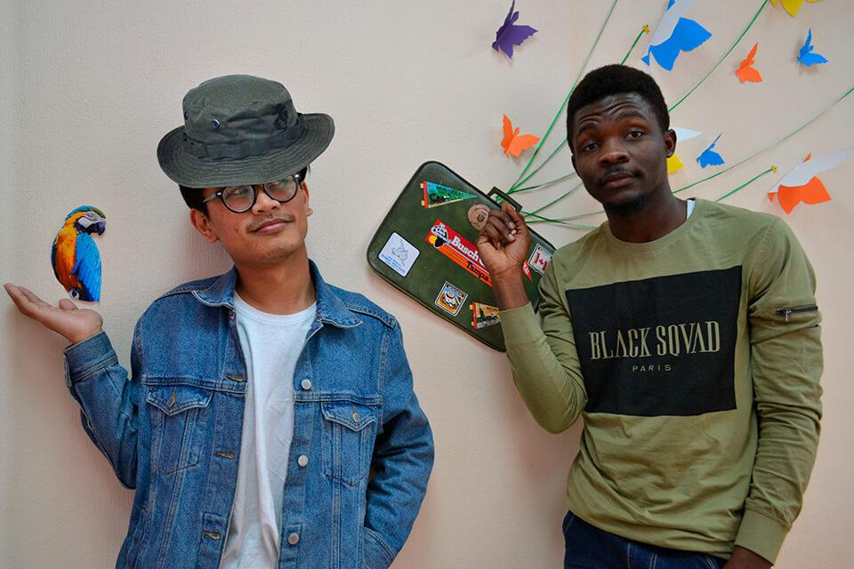Открытие Недели книги для молодежи «Открой! Прочти! И оцени!»