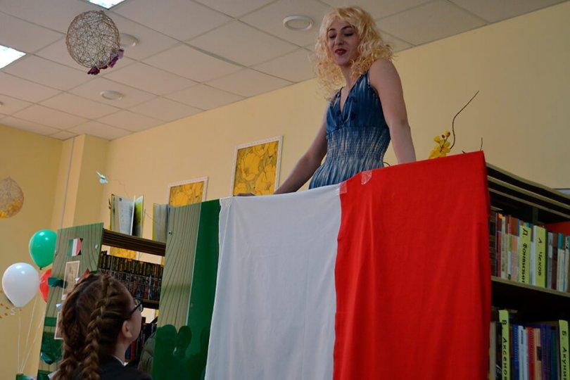 Тематическая вечеринка «Италия – жемчужина Средиземноморья»