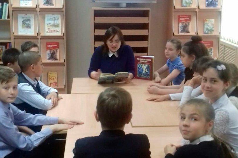 «Читаем детям овойне»