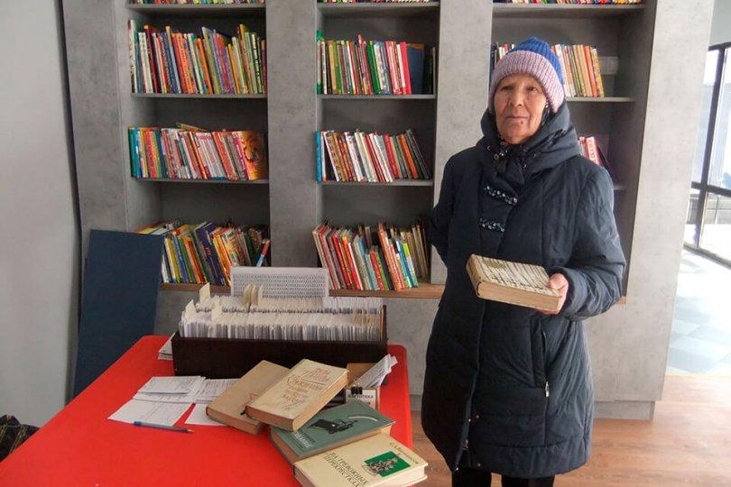 «Подари книгу библиотеке»