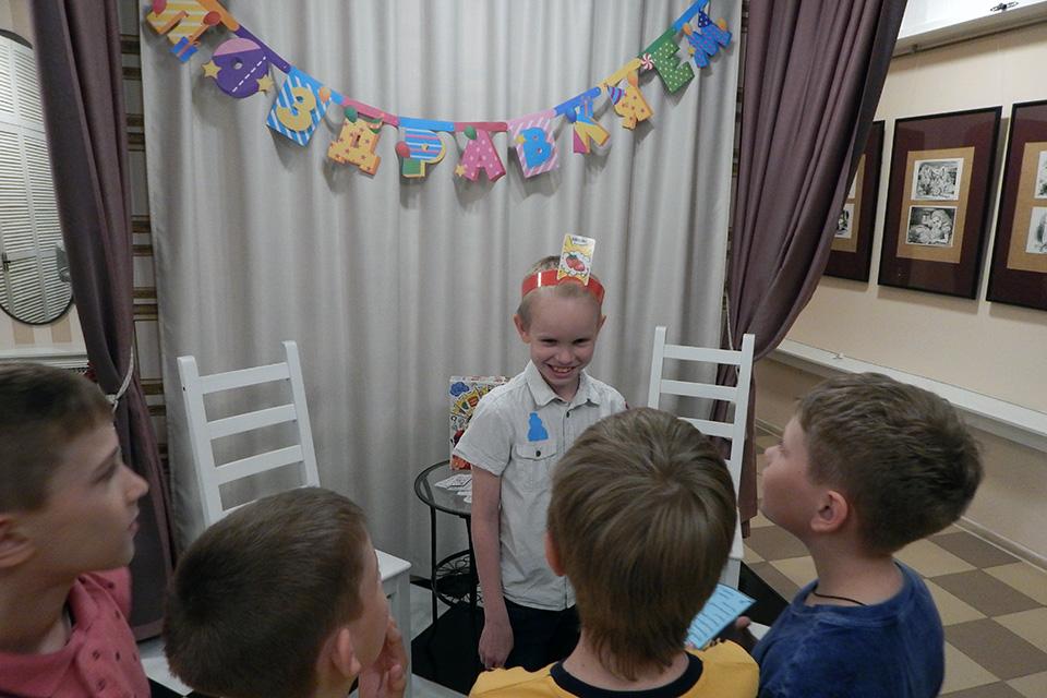 День рождения Арсения