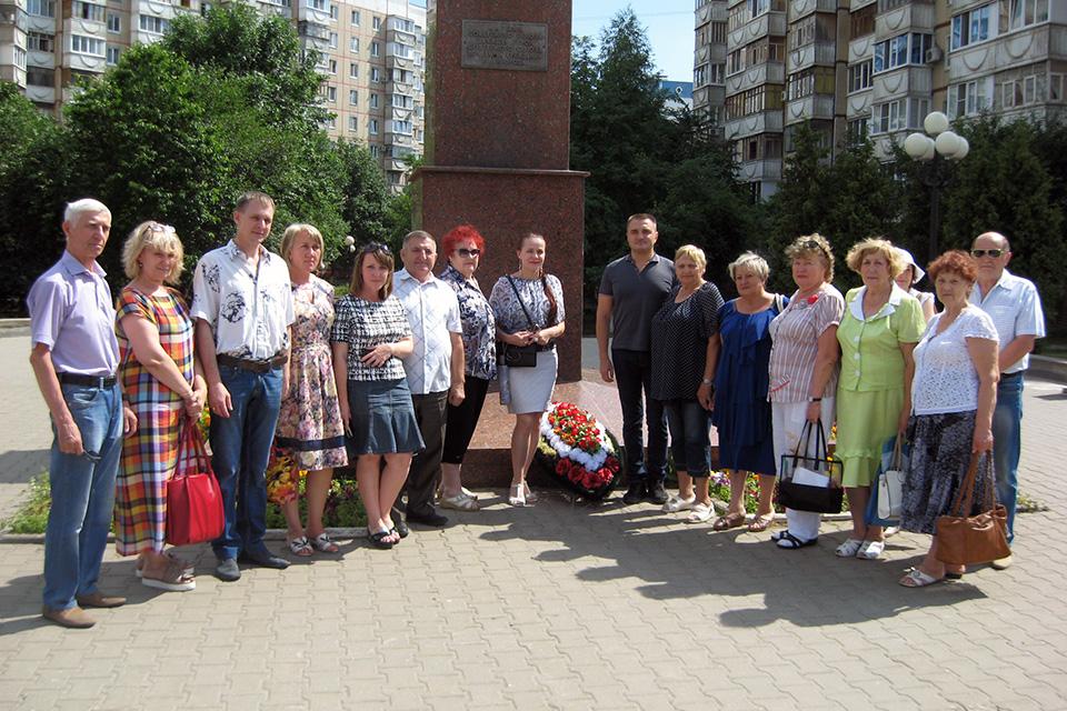 Встреча жителей округа № 3 с депутатом Потаповым Алексеем Викторовичем