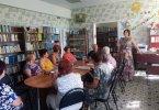 Встреча с писателем Сергеем Геннадьевичем Мильшиным