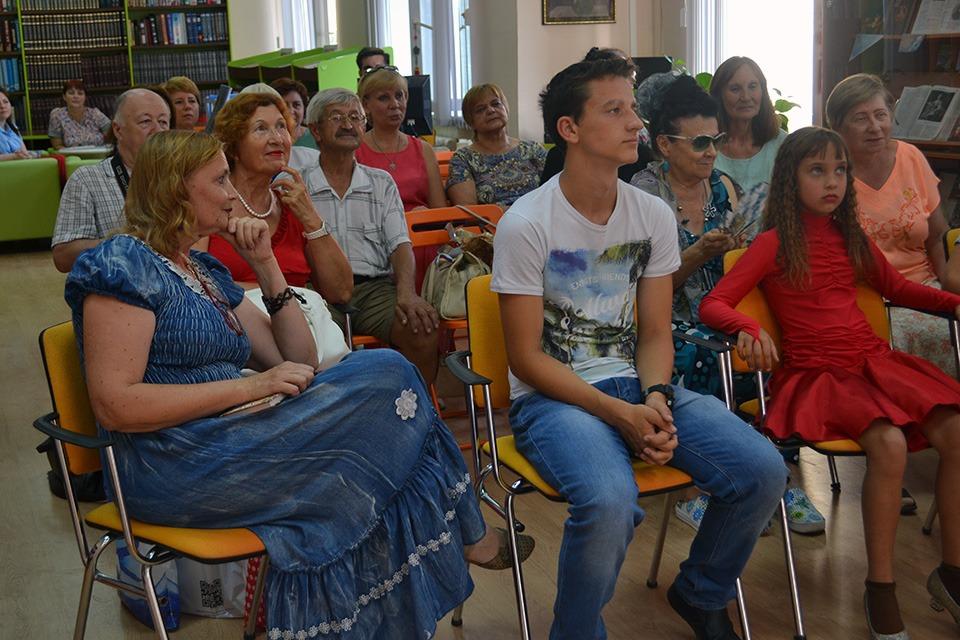 Заседание клуба творческой интеллигенции «Светоч»