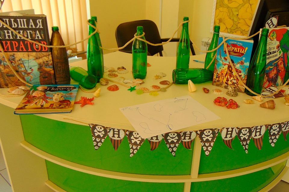 Морская детская вечеринка «Пираты Карибского моря»