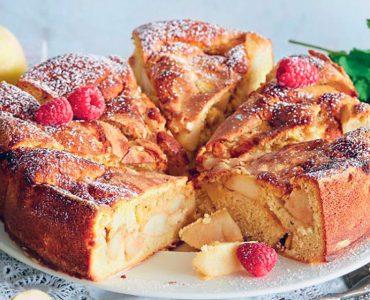 «День шарлоток и осенних пирогов!»
