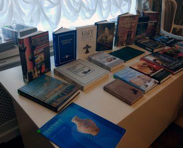 Блистательный Петербург: библиотека открывает фонды
