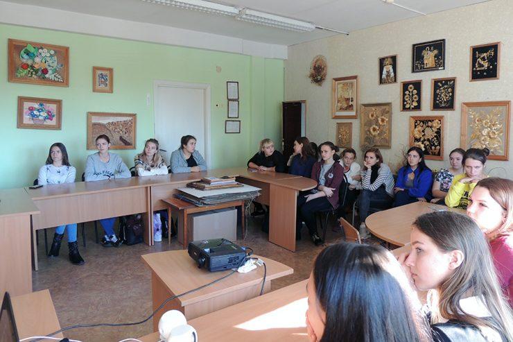 Школа волонтеров по профилактике ВИЧ/СПИД в молодежной среде