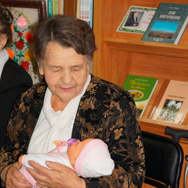 «Супер бабушка и супер дедушка»