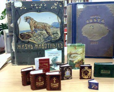«С книгой через века и страны»