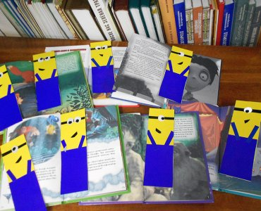 Самая активная помощница библиотеки - филиала №4