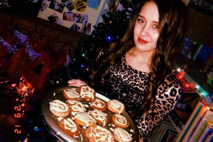 Новый год в клубе «Созидание»