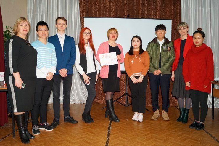 Встреча с иностранными студентами НИУ «БелГУ»