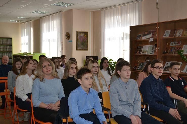 Встреча с заместителем председателя избирательной комиссии г. Белгорода Сиротенко Д. В.