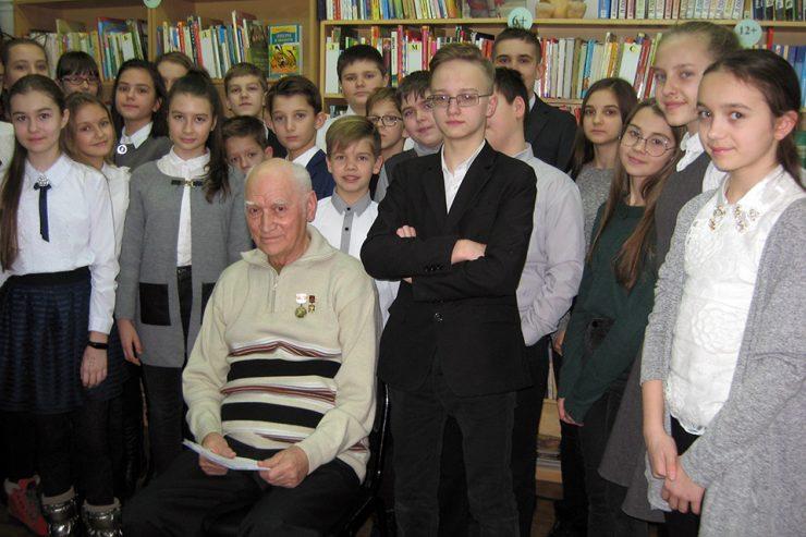 115-летие со дня рождения А. П. Гайдара