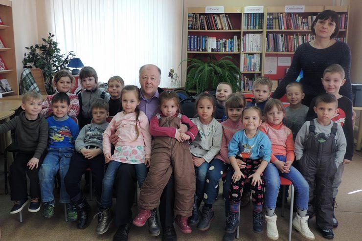 Встреча с Виктором Яковлевичем Череватенко
