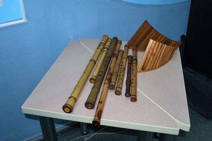 «Деревянные духовые музыкальные инструменты»