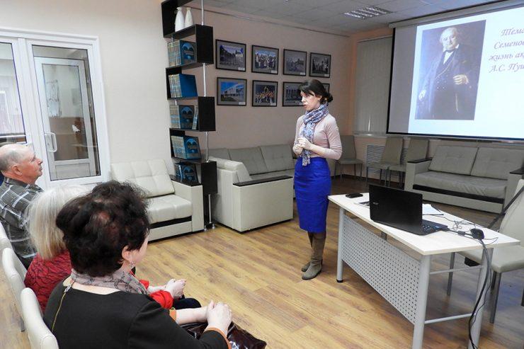 М. С. Щепкин: жизнь актера и место А. С. Пушкина в ней